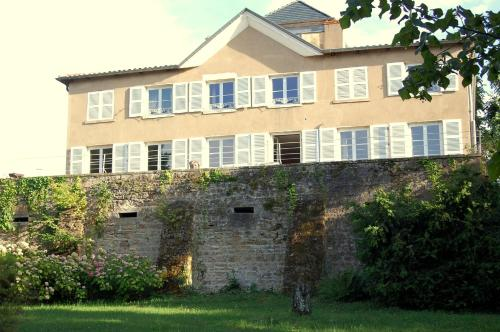 Le Montellier : Chambres d'hotes/B&B proche d'Odenas
