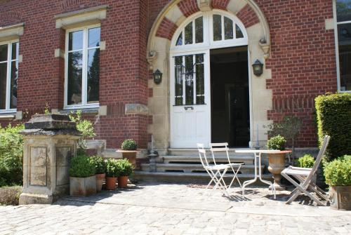 Les Hortensias : Chambres d'hotes/B&B proche d'Ully-Saint-Georges