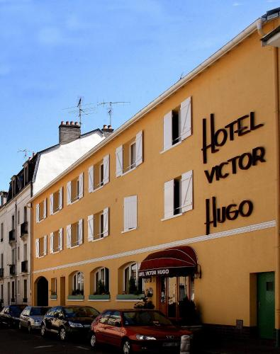 Hotel Victor Hugo : Hotel proche d'Ahuy