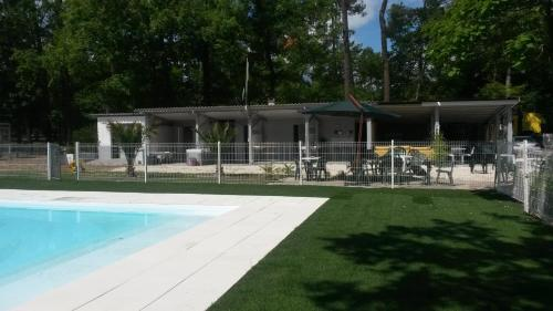 Photo Le Camping de Villandraut