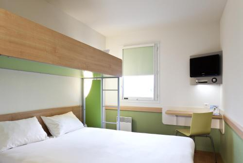 Photo ibis budget Mantes-la-Jolie