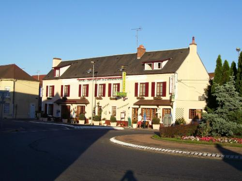 Hotel de L'agriculture : Hotel proche d'Anlezy