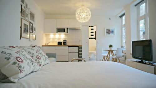 Little Suite - Oscar : Appartement proche de Capinghem