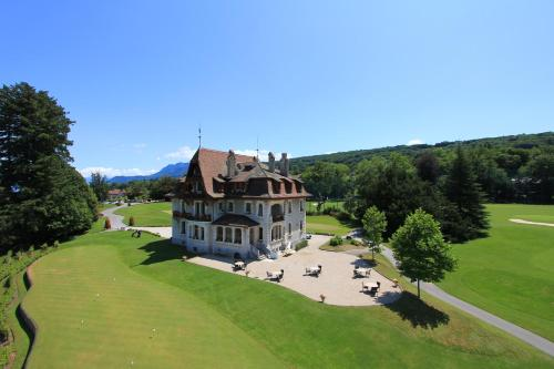 Photo Le Manoir du Golf