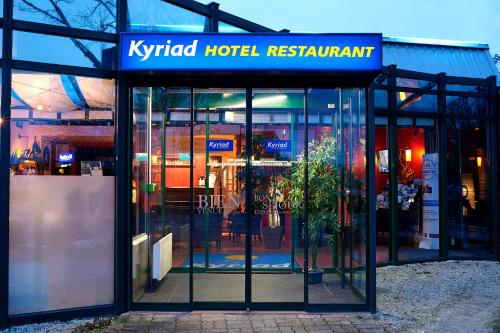 Kyriad Reims Est - Parc Expositions : Hotel proche de Billy-le-Grand