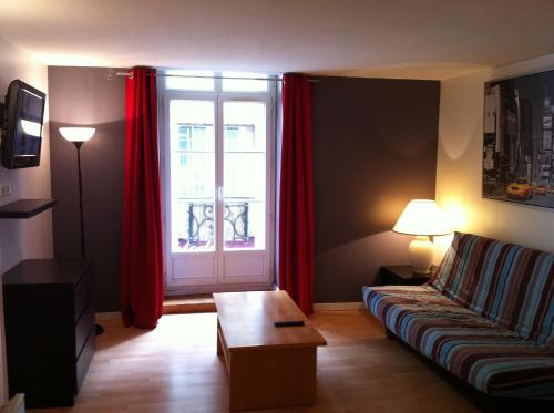 Appartement Residence les Bains