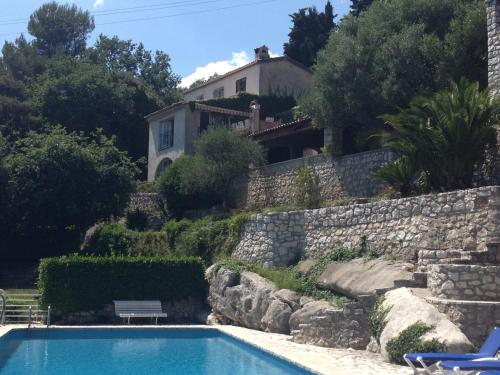 French Riviera - Stunning View : Hebergement proche de Coursegoules