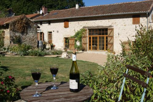 Paul's Barn in France : Chambres d'hotes/B&B proche de Compreignac