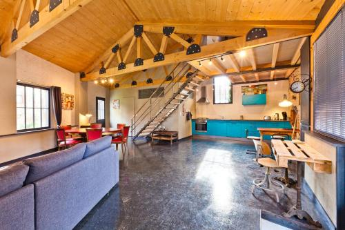 Holiday Loft 58 : Hebergement proche de Saint-Thiébaud