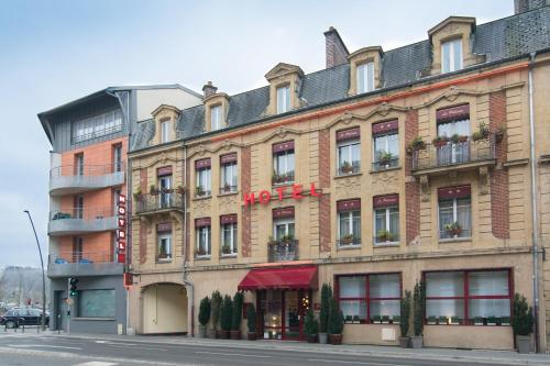 Hotel Le Pelican : Hotel proche d'Auvillers-les-Forges