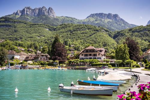Photo HOTEL COTTAGE BISE TALLOIRES LAC D'ANNECY