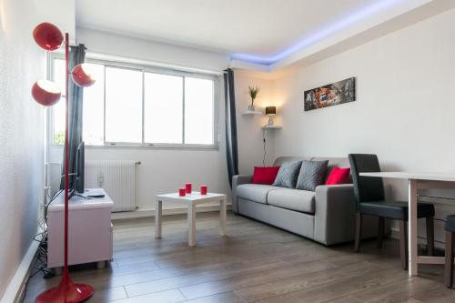 Sweet Home Dijon - Albert 1er : Appartement proche de Trouhaut