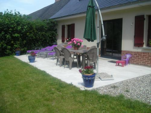 Farm cottage de la Somme : Hebergement proche d'Ercourt