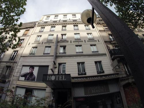Residence Chatillon : Hotel proche de Montrouge