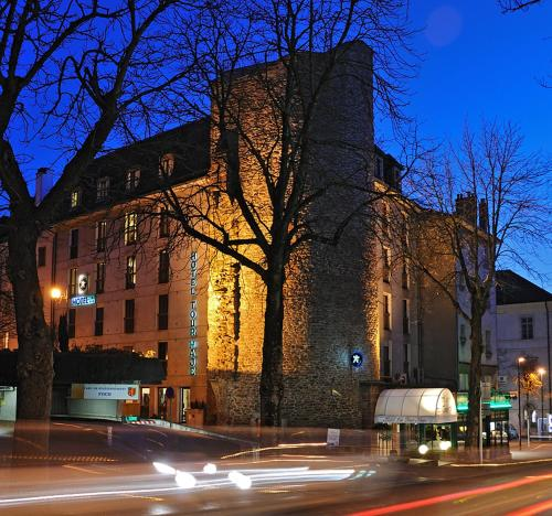Hotel The Originals de La Tour Maje Rodez (ex Inter-Hotel) : Hotel proche de Salmiech