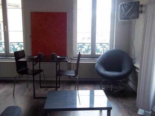 City Break : Appartement proche d'Ogy