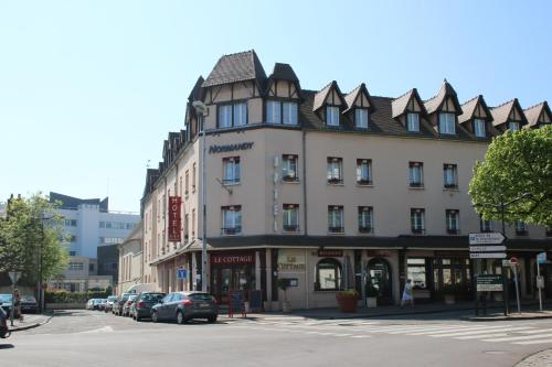 Hotel Normandy : Hotel proche de Tilly