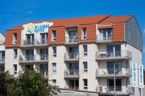 Holiday Suites Bray - Dunes Margats : Appartement proche de Killem