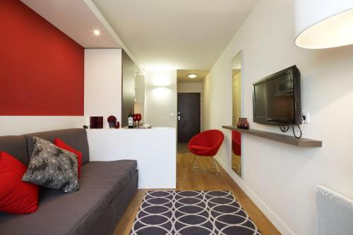 Citadines Maine Montparnasse Paris : Hebergement proche du 14e Arrondissement de Paris