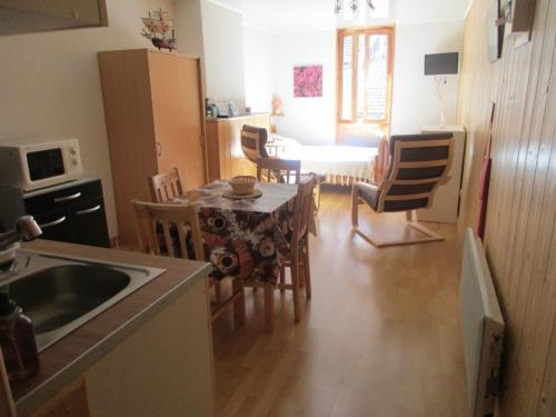 Au P'tit Grillon : Appartement proche de Clucy