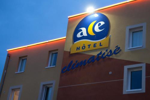 Ace Hotel Noyelles : Hotel proche d'Oignies