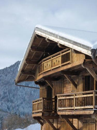 Chalet Beatrice : Chambres d'hotes/B&B proche d'Essert-Romand