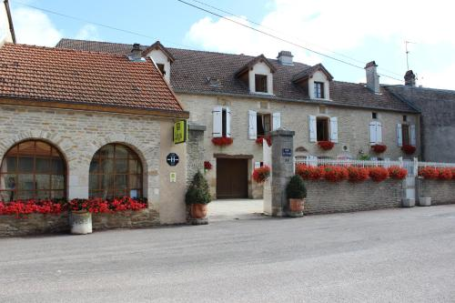 Hotel le Vauxois : Hotel proche d'Occey