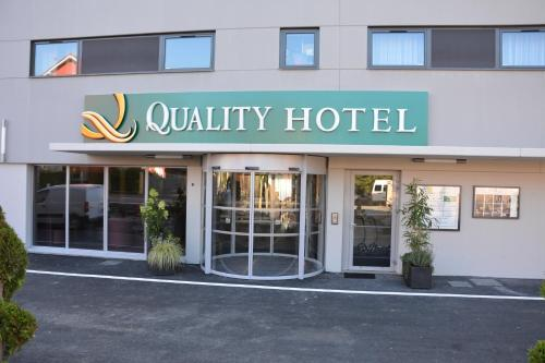 Quality Hotel Belfort Centre