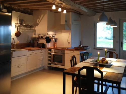 L'oisellerie Cottages : Hebergement proche de Saint-Germain-de-Montgommery