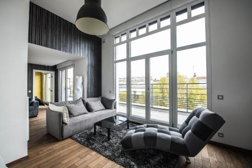 Les Appartements Paris Clichy : Appartement proche de Clichy