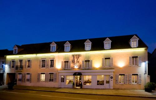 Hotel The Originals de la Paix Beaune (ex Qualys-Hotel)