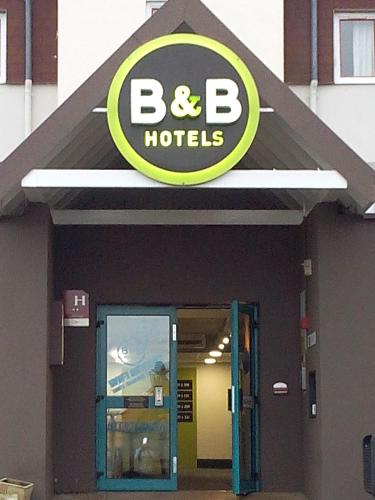 B&B Hotel LE MANS Nord 1