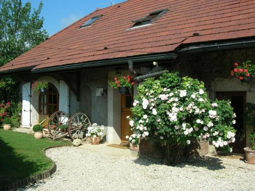 La Bergerie : Chambres d'hotes/B&B proche d'Andilly
