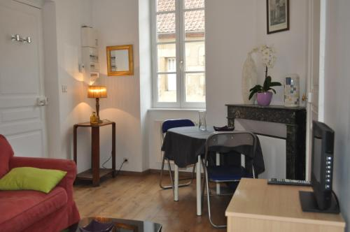 L'appartement d'Aymar : Appartement proche de Paray-le-Frésil