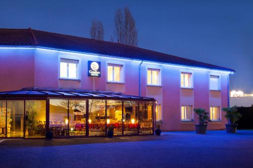 Comfort Hotel Paray Le Monial : Hotel proche de Coulanges