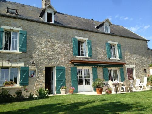 Holiday home Chantal : Hebergement proche de Sainte-Marie-du-Mont