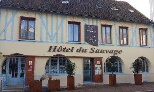 Photo Hôtel du Sauvage