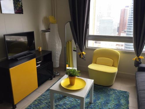 Appartement Studio Elegant Paris la Defense