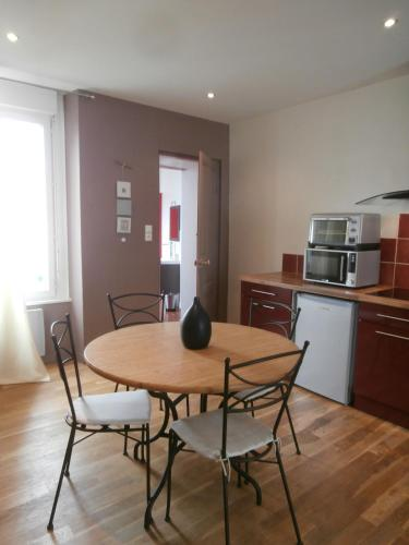 Appartement Brest Appart Nuitee