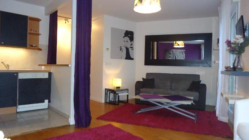 Appartement Studio Haut Standing La Defense