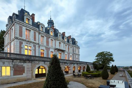 Hotel The Originals Chateau Saint-Michel (ex Relais du Silence)