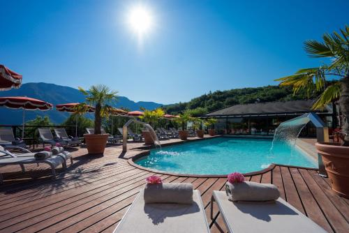 Les Tresoms Lake and Spa Resort : Hotel proche de Veyrier-du-Lac
