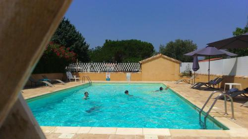 Photo Camping L'olivier