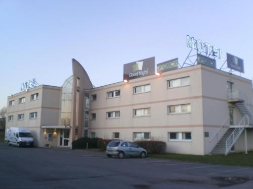 Good Night Hotel : Hotel proche d'Elnes