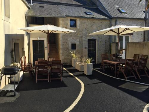 DDay Holiday Home near Bayeux : Hebergement proche de Saint-Germain-d'Ectot
