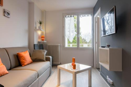 Sweet Home Dijon-Arquebuse : Appartement proche de Panges