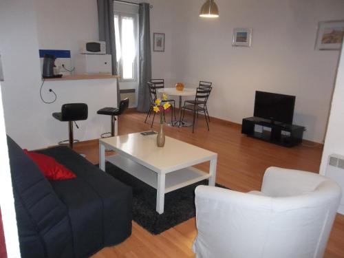 Margot : Appartement proche de Villemoustaussou