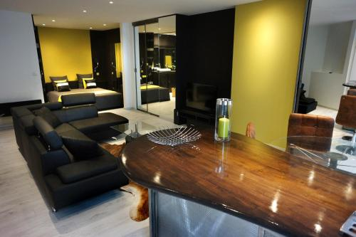 Appartement Luxueux Loft
