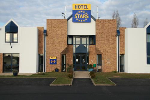 Stars Dreux : Hotel proche d'Anet