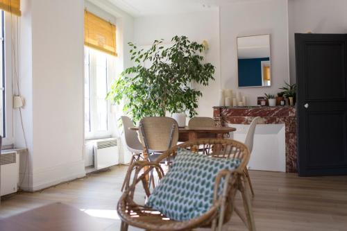 Le Serpenoise : Appartement proche de Châtel-Saint-Germain